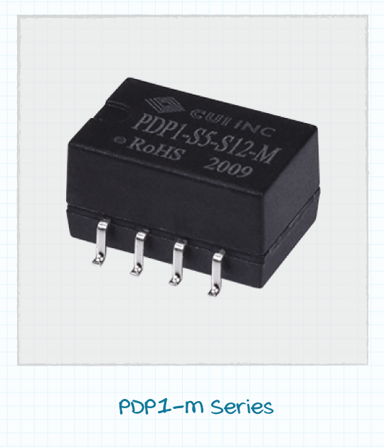 Product photo of PDP1-M Series