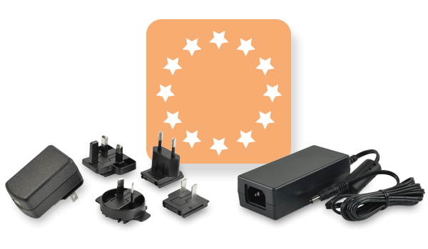 CUI's External Ac-Dc Power Supplies Now Meet EU's CoC Tier 2 Efficiency Standards