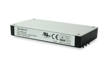 Ultra-Low Profile 100 W Baseplate-Cooled Ac-Dc Power Supply For ITE, Telecommunications and Industrial Applications